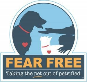 Fear Free badge